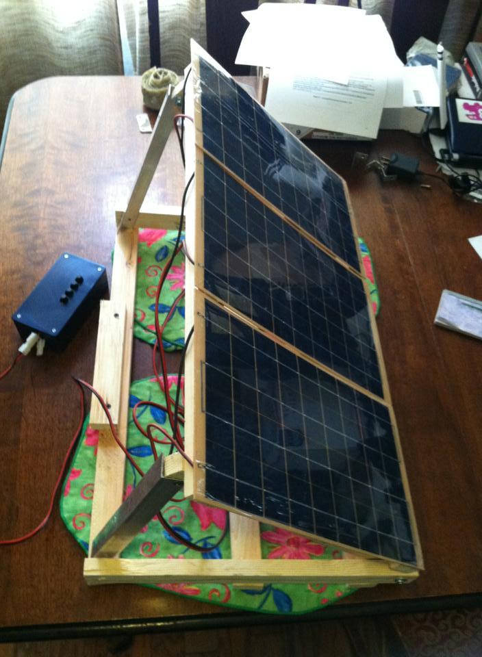 Adjustable Mount For Solar Panels Eplaya